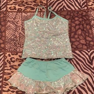 Girls Dance(ballet) practice outfit